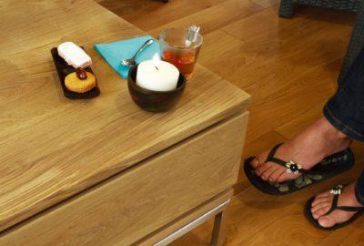 Les pieds sur Terre : Réflexologie plantaire